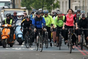 BBC News – Cycling Investment Should Increase Five-fold, say MPs
