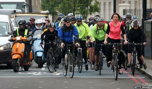 BBC News   Cycling investment should increase five fold  say MPs