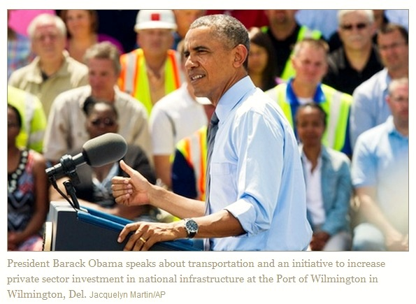 infrastructure management funding usa