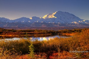 Hydroelectric Dam Site Eyed Near Denali National Park
