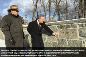 Ed Day Focuses on Rockland Infrastructure