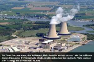 Cheap Natural Gas Might Doom New Fermi Nuke Plant