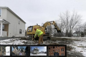 Squatters slow Detroit's Plan to Bulldoze Way to Prosperity
